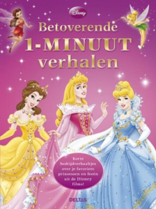 Disney betoverende 1-minuutverhalen Prinsessen
