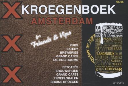 Kroegenboek Amsterdam