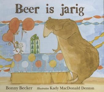 Beer is jarig