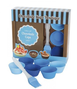 CHOCOLADE CUPS BOUTIQUE BOEK-BOX