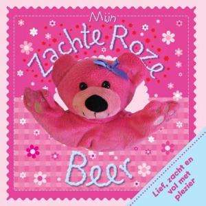 Mijn zachte roze beer