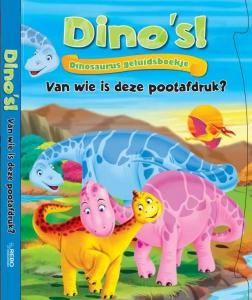 Dinosaurus geluidsboekje