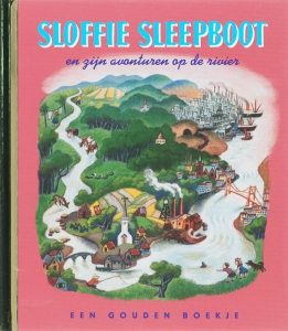 Sloffie sleepboot en zijn avonturen op zee