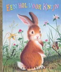 Een hol voor konijn