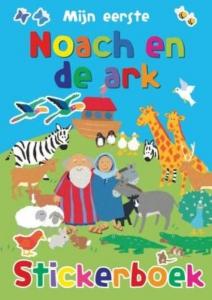 Mijn eerste Noach en de ark Stickerboek