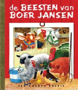Gouden boekjes 50: De beesten van boer Janssen