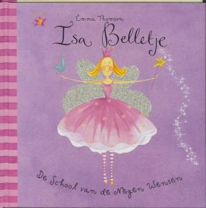 Isa Belletje - De school van de negen wensen