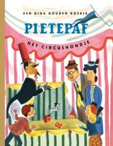 Pietepaf, het circushondje