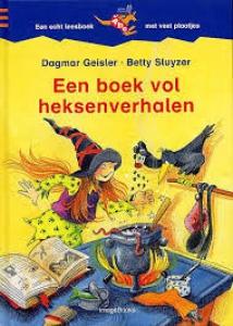 Boek vol heksenverhalen