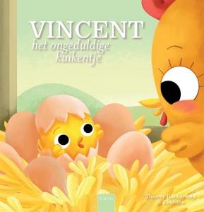 Vincent het ongeduldige kuikentje
