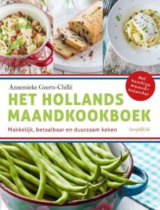 Het Hollands maandkookboek