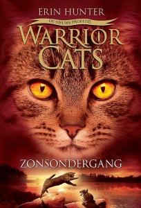 Warrior Cats 6 - PB - De Nieuwe Profetie - Zonsondergang