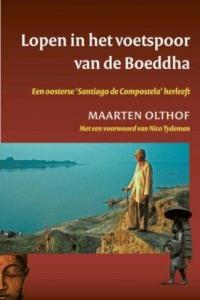 Lopen in het voetspoor van de Boeddha