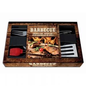 BARBECUE BOEK BOX