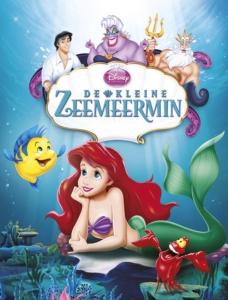 Disney prinses De kleine zeemeermin