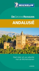 Groene gidsen Michelin Andalusië