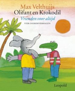 Olifant en krokodil