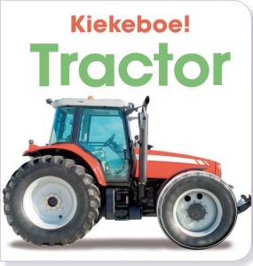 Set tractor / babydieren