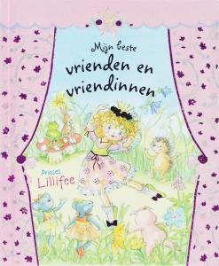 Prinses Lillifee Mijn beste vrienden en vriendinnen