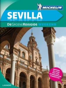 Groene gidsen Michelin weekend Sevilla