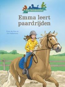 De leesbende Emma leert paardrijden (8-11 j.)