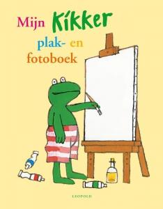 Mijn Kikker plak- en fotoboek