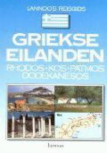 Lannoo's reisgids Griekse eilanden
