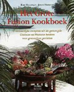 GROTE FUSION KOOKBOEK, HET