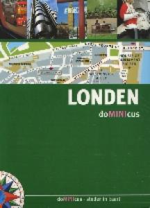 DOMINICUS LONDEN STEDEN IN KAART