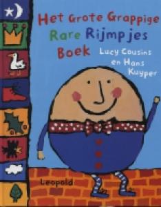 Het grote grappige rare rijmpjes boek