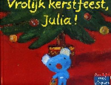 Vrolijk kerstfeest, Julia !