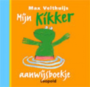 Mijn Kikker aanwijsboekje