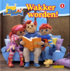 ZANDKASTEEL 01 WAKKER WORDEN