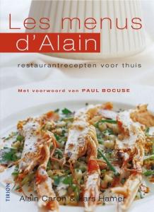 Les menus d'Alain