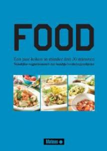 Food. Set: boek + agenda 2008
