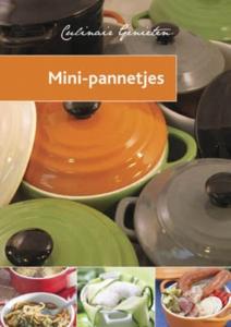 Mini pannetjes (set van 5)
