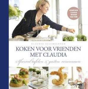 Claudia kookt voor vrienden