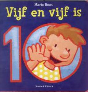 VIJF EN VIJF IS 10