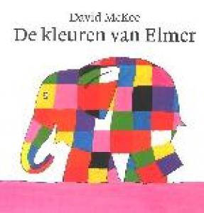 De kleuren van Elmer