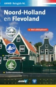 Noord-Holland & Flevoland ANWB Reisgids