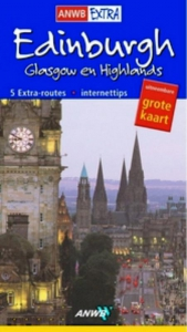 Edingburgh, Glasgow, Highlands Extra Reisgids