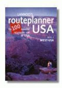 Lannoo's Routeplanner USA. Deel I + Deel II