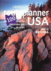 Lannoo's Routeplanner USA. Deel II Oost-USA