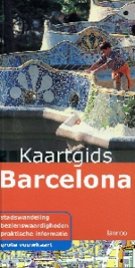 Kaartgids Barcelona