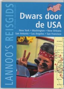 Lannoo's Reisgids Dwars door de USA