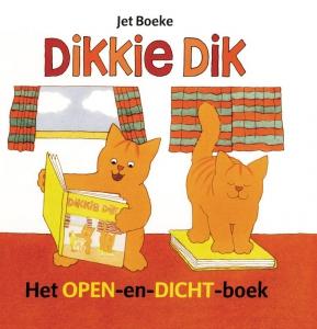 Dikkie Dik het open-en-dicht-boek