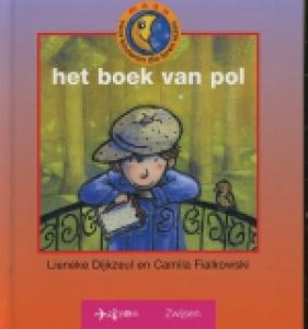 Maan voor kinderen die leren lezen 5: Het boek van Pol
