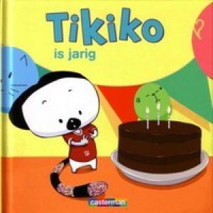 TIKIKO IS JARIG