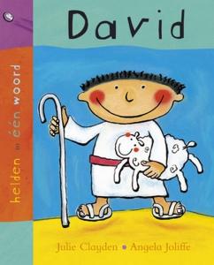DAVID        helden in een woord