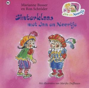 Sinterklaas met Jan en Noortje